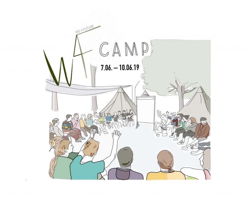 W4F-Camp 07.-10.06.2019